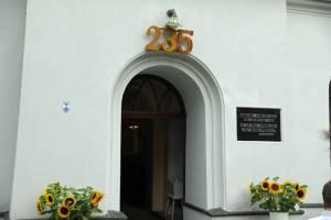 235. pamiątka poświęcenia kościoła w Goleszowie 15-08-2020