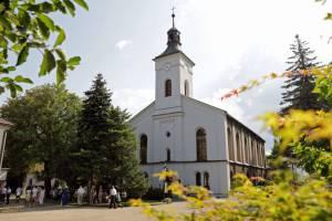 236. pamiątka poświęcenia kościoła w Goleszowie 15-08-2021
