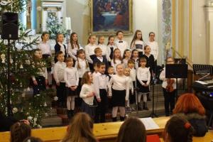 Koncert kolęd i refleksji bożonarodzeniowej 12-01-19