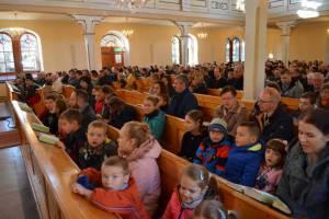 Rodzinne nabożeństwo w Niedzielę Wieczności 24-11-2019