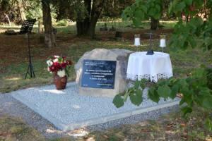 Upamiętnienie Starego Cmentarza Ewangelickiego w Godziszowie 21-08-2021