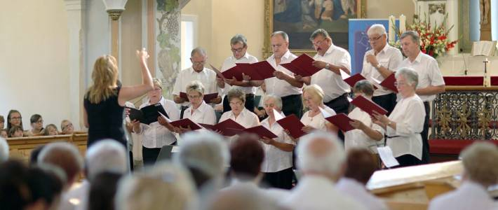 230 pamiątka poświęcenia kościoła w Goleszowie