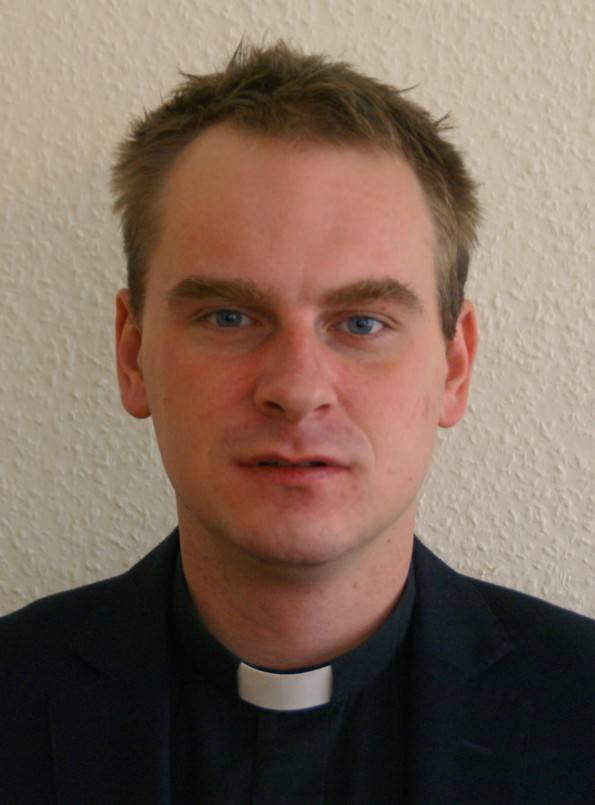 ks. Marcin Liberacki - wikariusz
