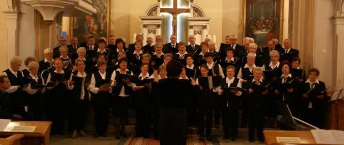 Jubileuszowy koncert chórów