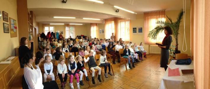 Gwiazdka dla dzieci w Goleszowie