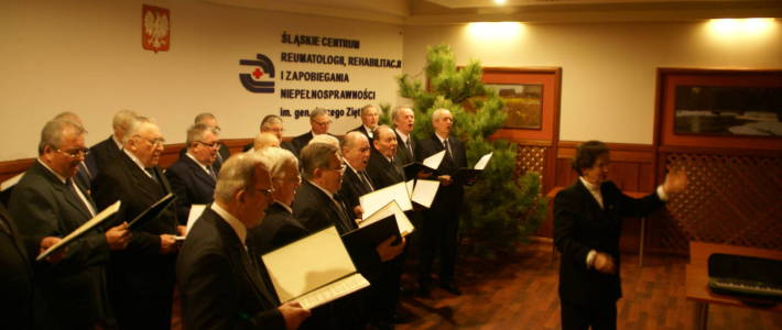 Koncert chóru Cantus w Ustroniu