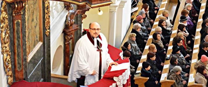 Konsekracja i wprowadzenie w urząd Biskupa Diecezji Cieszyńskiej