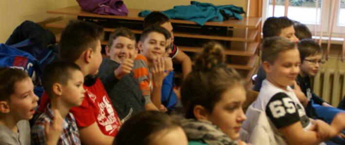 Rekolekcje pasyjne dla dzieci i młodzieży