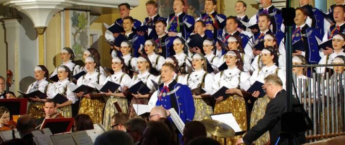 Koncert Zespołu Pieśni i Tańca Śląsk im. Stanisława Hadyny