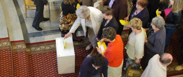 Wyborcze Zgromadzenie Parafialne