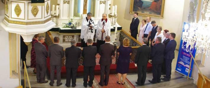 Wprowadzenie Rady Parafialnej i Piknik Parafialny