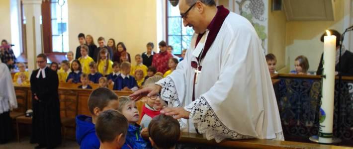 Nabożeństwo reformacyjne połączone z wyborami do Synodu Diecezjalnego