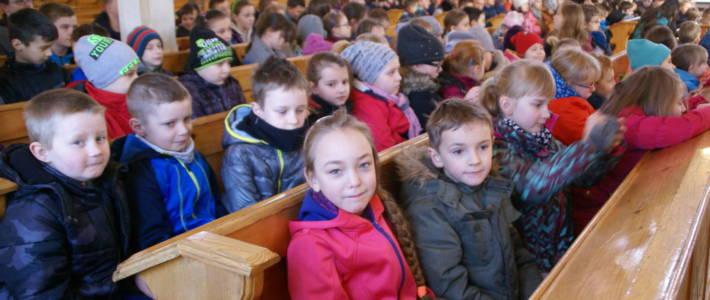 Rekolekcje pasyjne dla uczniów