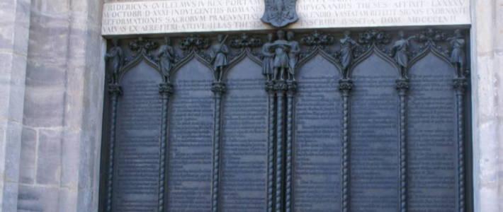 31 październik 2017 – Pamiątka Reformacji