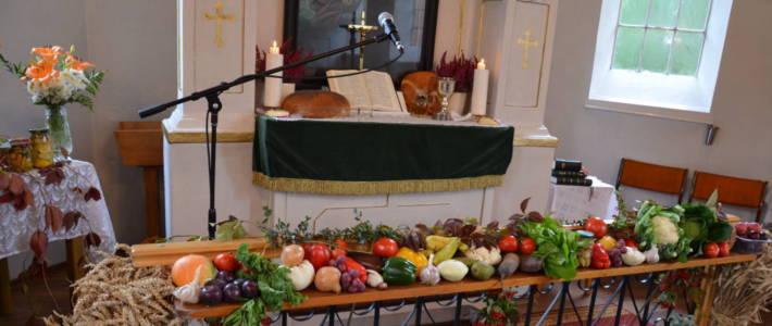 Dziękczynne Święto Żniw w Kozakowicach