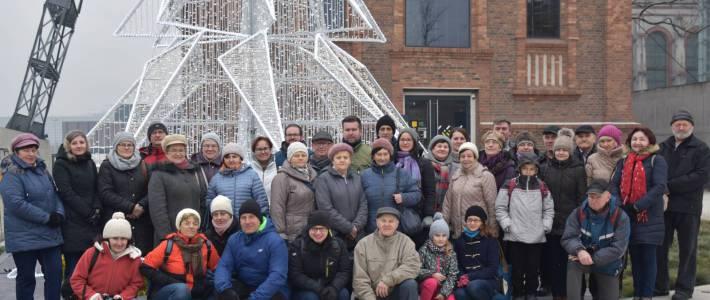 Wycieczka parafialna do Chorzowa i Katowic