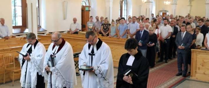 233. rocznica poświęcenia kościoła w Goleszowie