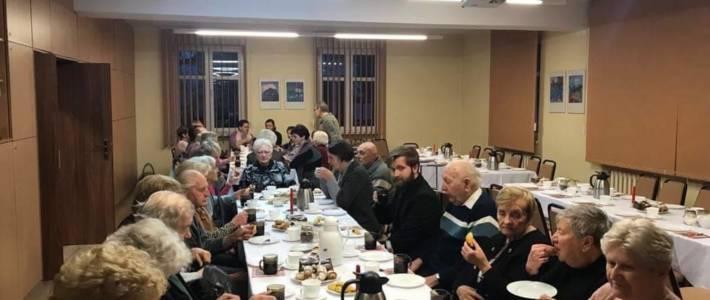 Spotkanie starszych i chorych parafian
