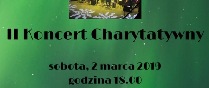 II Koncert Charytatywny