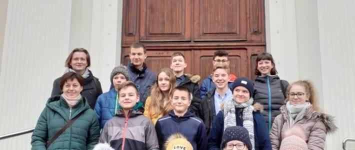 "Etap diecezjalny konkursu biblijnego ""Sola Scriptura"""