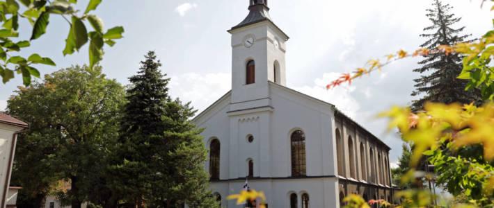 236. pamiątka poświęcenia kościoła w Goleszowie
