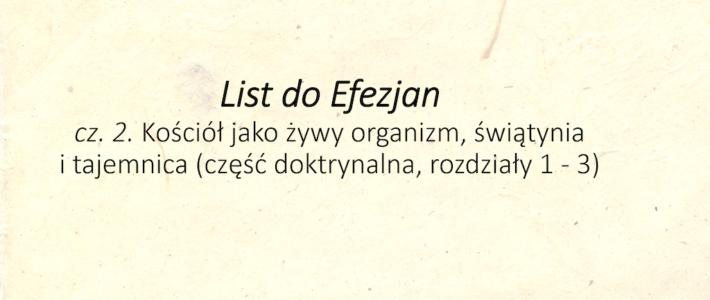 """""""Wędrówka przez Biblię"""" – w sali parafialnej 5 października o godz. 18:00"""